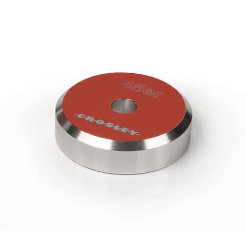 45'er Aluminum 45 Adapter - Orange
