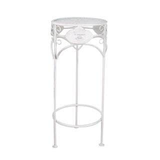 Jeco Velennes Round Nesting Plant Stand (3) Set