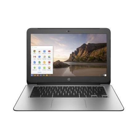 "HP Chromebook 14 G4 14"" LCD Chromebook - Intel Celeron N2..."