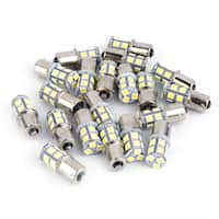 7000K LED RV Trailer Interior Light Bulbs (Box of 20)
