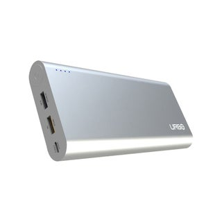 Urbo Quick Charging 20K Portable Power Bank with 20800 mAh and 3 Ports