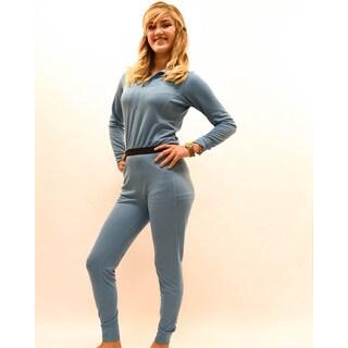 Spiral Polartec Women's Powerdry Underwear Baselayer Set
