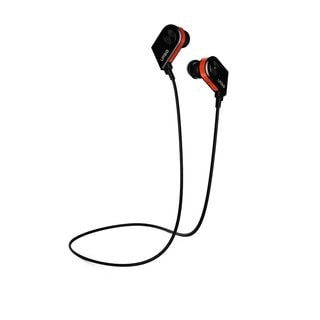Urbo Wireless Noise Canceling Bluetooth Sport Earphones with Magnetic On/Off for iPhone, iPod or any Bluetooth compatible device