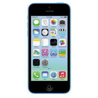 Apple iPhone 5C 32GB Factory Unlocked GSM Cell Phone - Blue (Certified Refurbished)