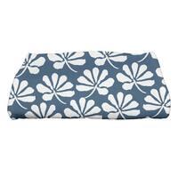 30 x 60-inch Ingrid Floral Print Bath Towel