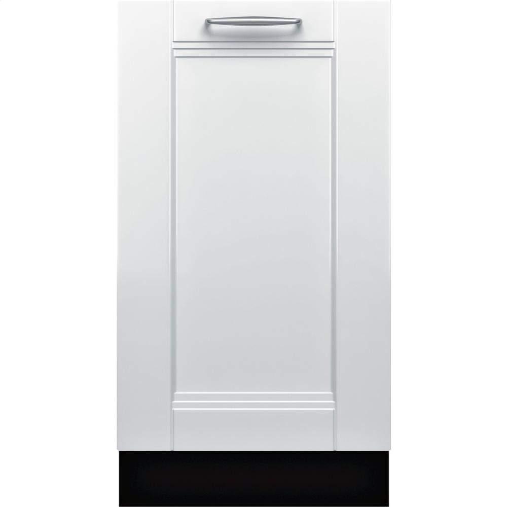 """Bosch SPV68U53UC 18"""" 800 Series Dishwasher (Option), Grey..."""