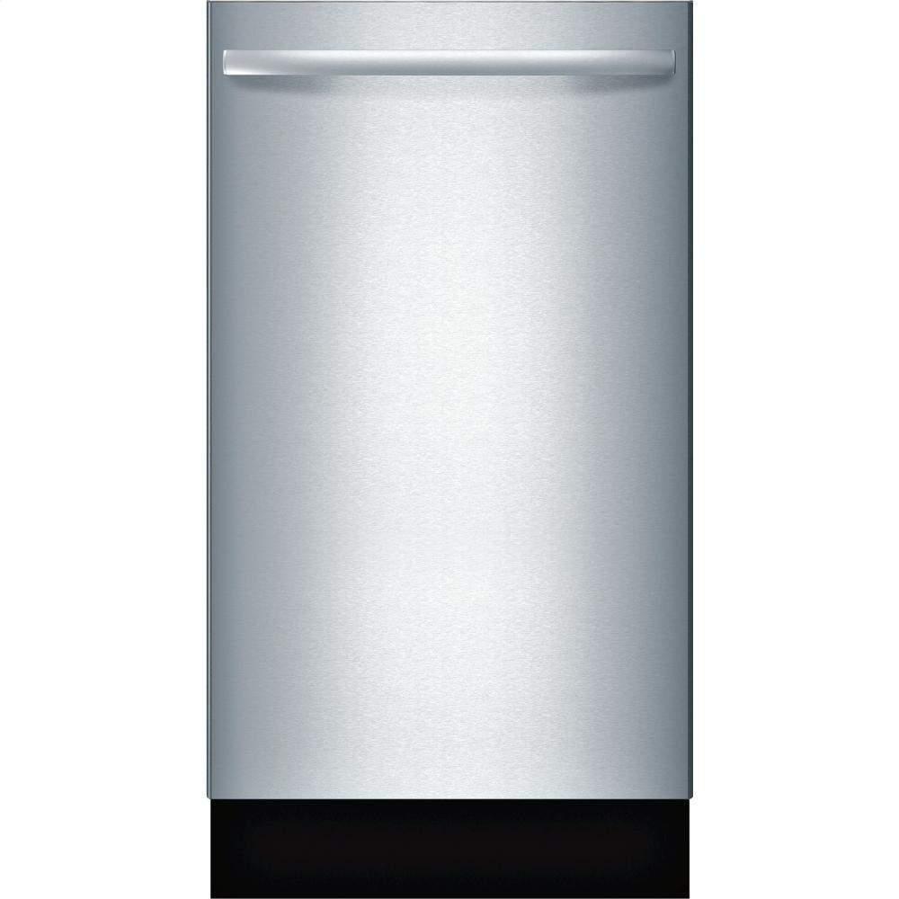 "Bosch SPX68U55UC 18"" 800 Series Dishwasher (Option), Silv..."