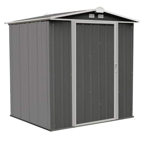 Buy Grey Outdoor Storage Sheds Amp Boxes Online At Overstock