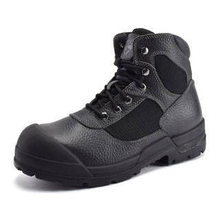 "Men's Condor Wyoming 6"" Black Work Boot"