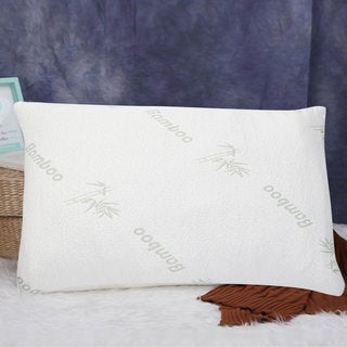 Hypoallergenic King-size Shredded Memory Foam Pillows (Set of 2)