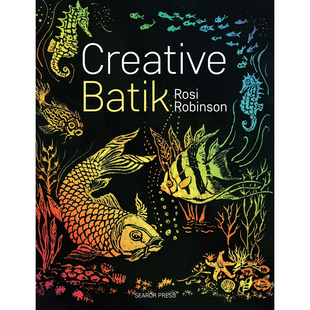 Search Press Books-Creative Batik (Creative Batik), Multi