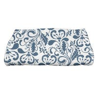 30 x 60-inch Aurora Floral Print Bath Towel