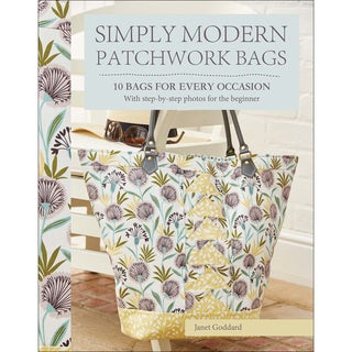 Search Press Books-Simply Modern Patchwork Bags