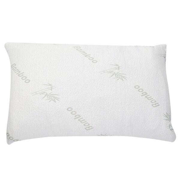 Hypoallergenic Queen-size Shredded Memory Foam Pillow
