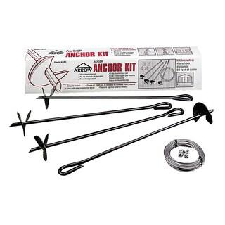 Arrow Concrete Anchor Kit (Clips & Shields) (As Is Item)