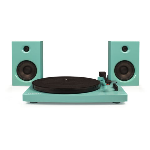 T100 Turntable System- Turquoise