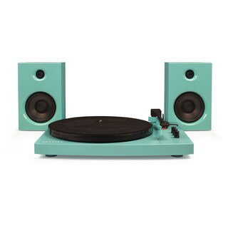 T100 Turntable System in Turquois