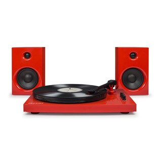 T100 Turntable System- Red