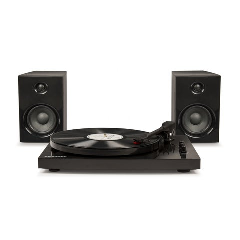T100 Turntable System- Black