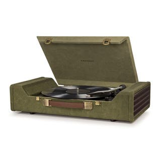 Nomad USB Turntable- Green