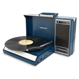 Spinnerette Portable USB Turntable- Blue