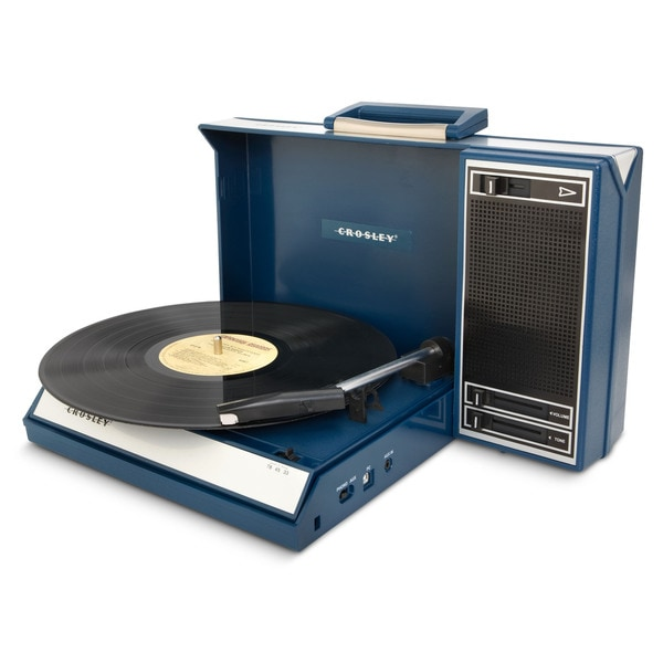 Spinnerette Portable Usb Turntable by Crosley Radio