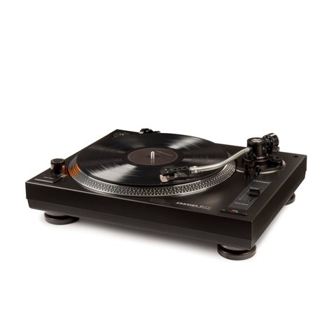 C200 Direct Drive Turntable- Black