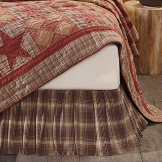 Dawson Star Bed Skirt