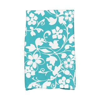 Evelyn Floral Print Kitchen Towels