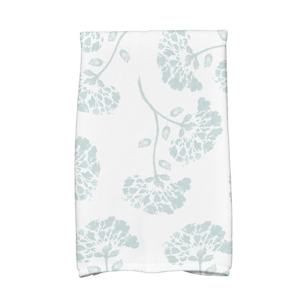 April Floral Print Hand Towels