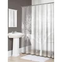 Splash Home Tree Pearl Shower Curtain