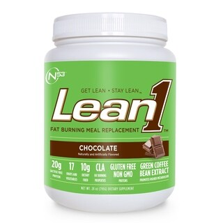 Nutrition 53 Lean1 1.7-pound Fat Burning Meal Replacement