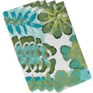 Ani Floral Print Napkin