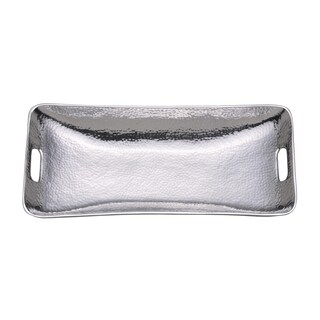Towle Hammered 18.5 Inch Serving Tray