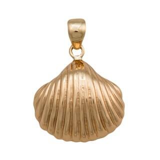 Handmade Alchemia Ark Shell Pendant (Mexico)