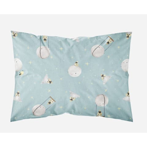 Oliver Gal Signature Collection 'SHEEP & MOON' STANDARD SHAM
