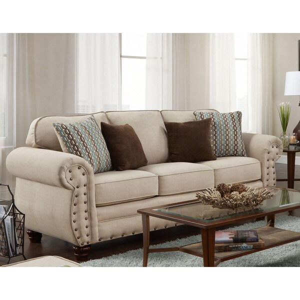 American Furniture Classics Abington Sand Sofa