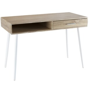 Poly and Bark Elgin Modern Writing Desk