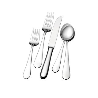 Wallace Continental Classic Stainless Steel 20pc Flatware Set