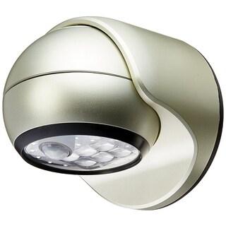 Fulcrum Light It! Wireless 100 Lumen 6 LED Floodlight (Silver) 20031-101