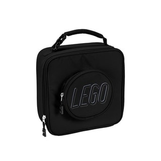 LEGO Black Brick Eco Lunch Tote