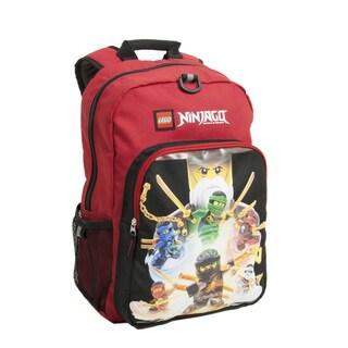 LEGO NINJAGO Wu Cru Eco Heritage Classic Backpack