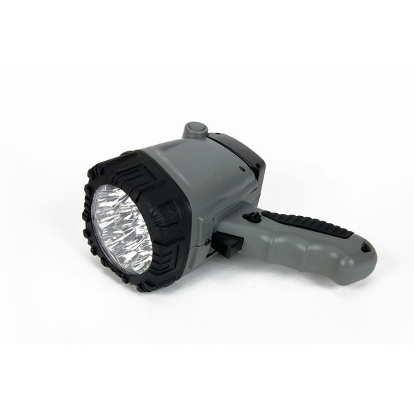 Epower 360 FireFly LED 80 Lumen Worklight and Spotlight with Red Emergency Light
