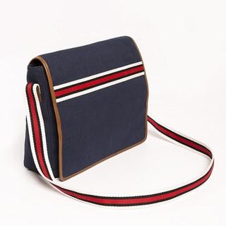 Brouke & Co. Original Flapover Messenger Bag