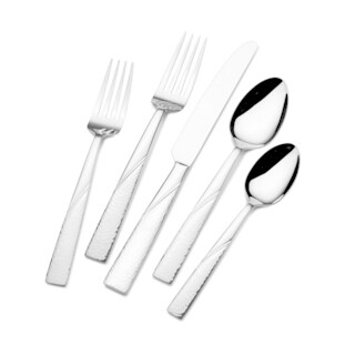 Towle Living Towl Elle Everyday Stainless Steel 20 Pc Flatware Set