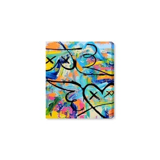 Oliver Gal 'Ridet Amor by Tiago Magro' Canvas Art