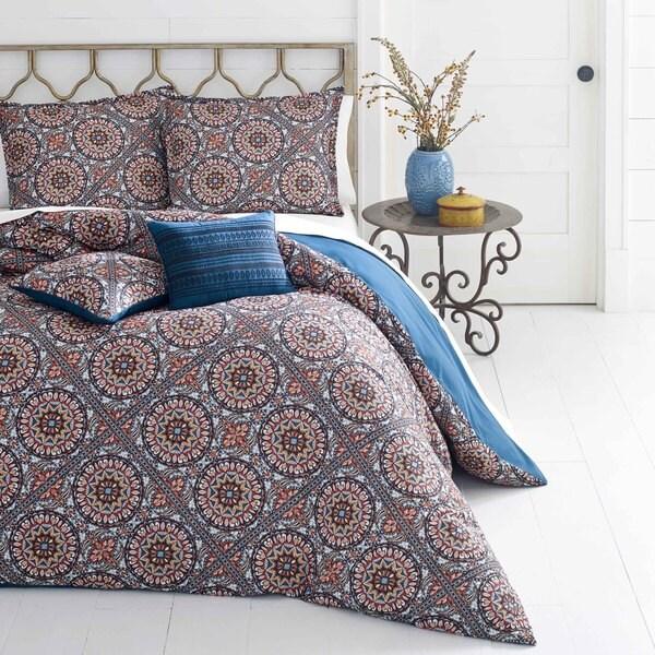 Azalea Skye Sitka Suzani Comforter Bonus Set