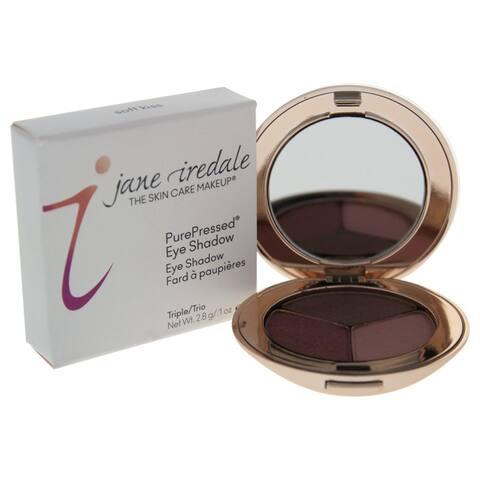 Jane Iredale PurePressed Eyeshadow Triple Soft Kiss