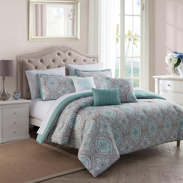 Brookline 10 Piece Comforter Set