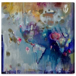 Oliver Gal 'All the Places I Can't Forget by Michaela Nessim' Canvas Art